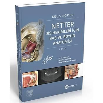 Güneþ Kitabevi   Netter Diþ Hekimleri için Baþ ve Boyun Anatomisi
