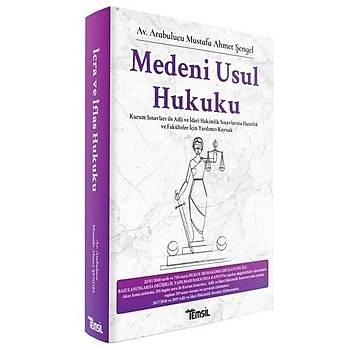 Temsil Yayýnlarý Medeni Usul Hukuku Mustafa Ahmet Þengel