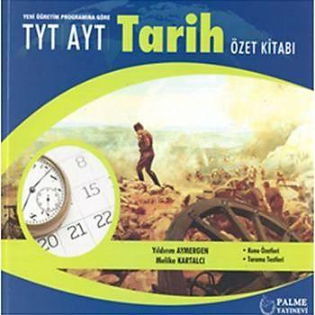 Palme Yayýnlarý TYT AYT Tarih Özet Kitabý