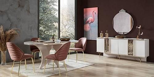 Flamingo Yemek Odasý Takýmý