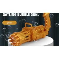 Minigun Pilli Balon Tabancasý Gold Edition