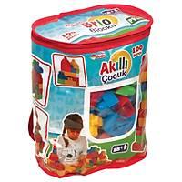 Akýllý Çocuk 100 Parça Lego Büyük Parçalý Blok