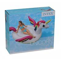Ýntex Dev Tutmaçlý Tek Boynuzlu At Unicorn Binici - Tutmaçlý Ada