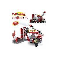 Ýtfaiye Serisi 133 Parça Bloklar Lego 6+