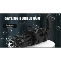 Minigun Pilli Balon Tabancasý Black Edition