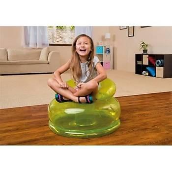 Intex Şeffaf Şişme Çocuk Koltuğu 48509