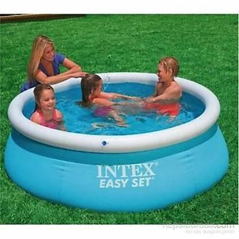 İntex Easy Mavi Renkli Kolay Kurulum Havuz 183x51 Cm