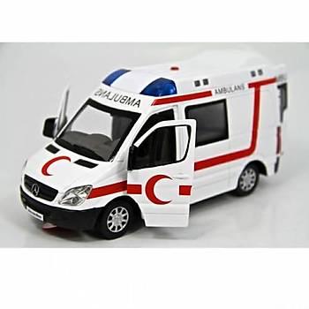 Metal Ambulans