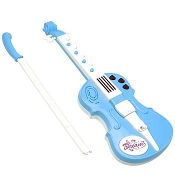 Oyuncak Keman Pilli Müzikli Işıklı