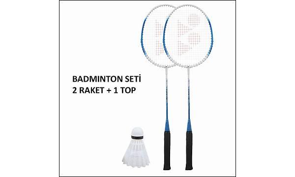 Badminton Raket Seti