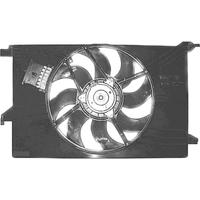 VECTRA C 2002 - 2008 1.6 - 1.8 - 2.2 MOTOR RADYATÖR FANI DAVLUMBAZLI (KOMPLE)