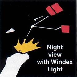 Windex için aydýnlatma