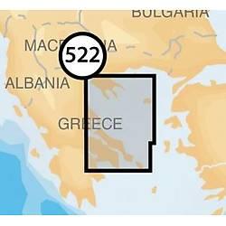 Navionics Gold harita kartuþu. 522. SD Kart.
