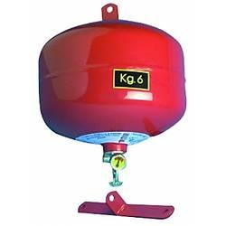 Otomatik, kuru kimyevi tozlu yangýn söndürücü