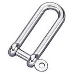 Uzun zincir kilidi, AISI 316 paslanmaz çelik 10 mm