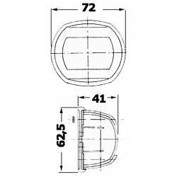 Compact 12 seyir fenerleri
