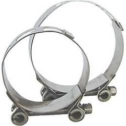 AISI 316 paslanmaz çelik kelepçe