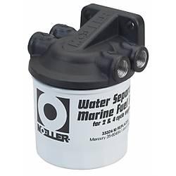 Moeller su ayýrýcý benzin filtresi