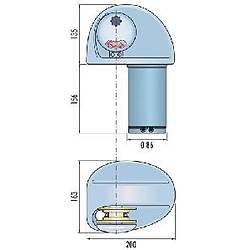 Quick EAGLE ýrgat. Tambursuz model. 12V 300W