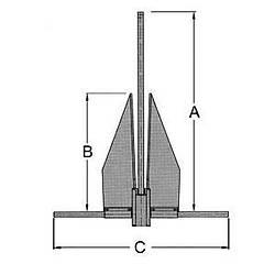 Fortress çýpa FX-7