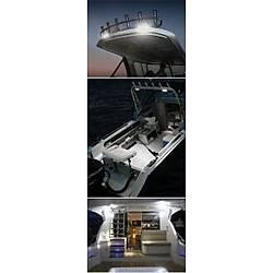 Hella Marine Sea Hawk XL Ledli güverte aydınlatma lambası
