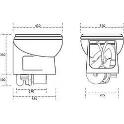 Tuvalet Planus Elit kýsa