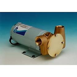 ITT Jabsco Utility Puppy 2000 Ýmpellerli Sintine Pompalarý 12V 35LT/DAK 23920-2403
