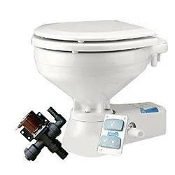 ITT Jabsco-   Sessiz WC- Büyük Taþ- Solenoid Beslemeli-  24 V - 37045-1094