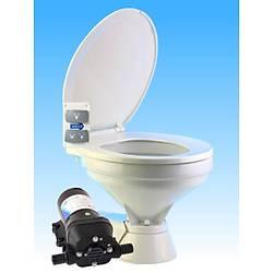 ITT Jabsco  -   Sessiz WC- Küçük Taþ- Par Max Beslemeli- 24 V - 37245-0094