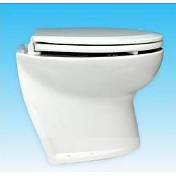 Deluxe Flush Alçak Açýlý Arkalý, Elektrikli Vanalý ( Solenoid Valve ) WC 12 V 58060-1012