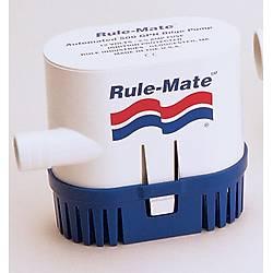 RULE Model Rule Mate 500-24 - 500 GPH / 24V - 1893 Lt/ Sa - RM500-24