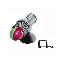 Bicolor Portatif LED Seyir Feneri