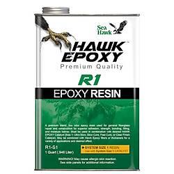 Hawk Epoxy R1 Reçine 0.946 Lt.
