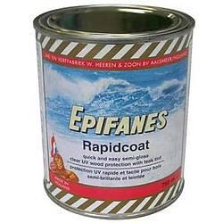 Epifanes Rapid Coat renkli saten vernik