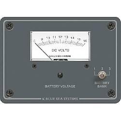 DC analog voltmetre