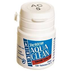 Aqua clean AC 5-no chlorine-100 tablets