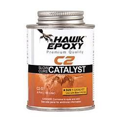 HAWK EPOXY C2-S1 YAVAÞ KATALÝZÖR 0188 LT