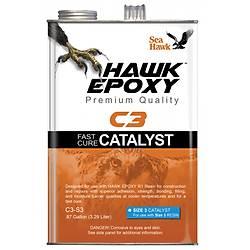 HAWK EPOXY C3-S3 HIZLI KATALÝZÖR 329 LT