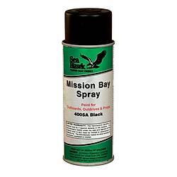 Mission Bay Sprey pervane zehirlisi, siyah 368 g (12 oz)