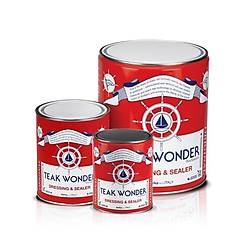 Teak Wonder tik koruyucu 4 Lt.