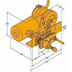 Exalto 223BD-223BDS-223BS Serileri MD1 Silecek Motoru