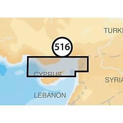 Navionics Gold harita kartuþu. 516.