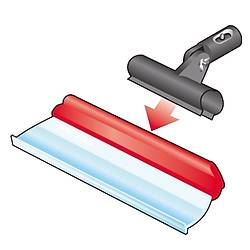 Shur-dry çekçek adaptörü