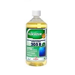 Clin Azur -205B- Ekolojik gövde/güverte için konsantre temizleyici