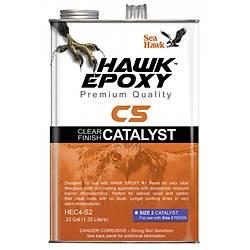 HAWK EPOXY C5-S2 ÞEFFAF FÝNÝÞ KATALÝZÖR125 LT