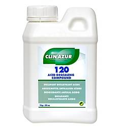 Clin Azur -120- Kireç/Pas Çözücü