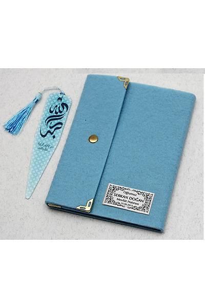Miklepli, Mavi Keçe Çanta Yasin