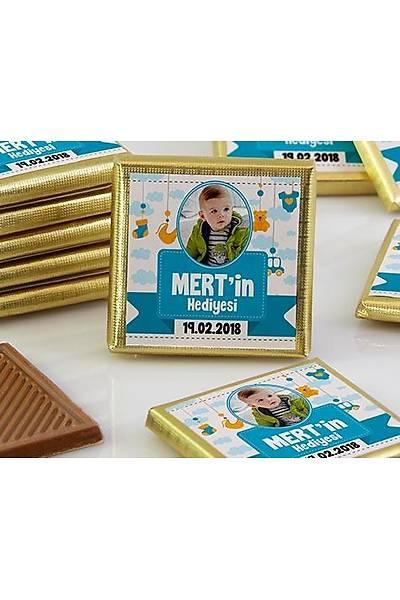 Erkek Bebek Dökme Çikolata - Fotoðraflý, Oyuncaklý