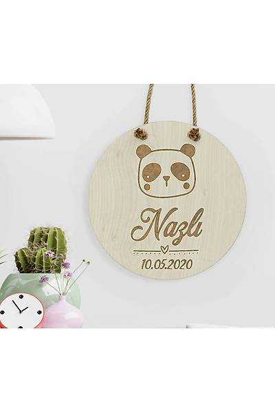 Bebek Kapý Süsü - Panda