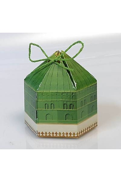 3D Medine Model Lokum ve Þeker Kutusu